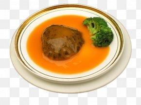 Broccoli Mushroom Stew Buckle Clip Free - Cantonese Cuisine Seafood Vegetarian Cuisine Broth Recipe PNG
