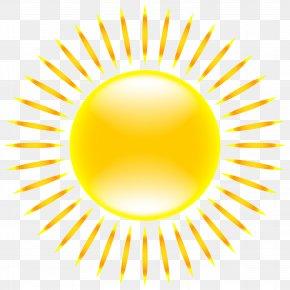 Sun Transparent Clip Art Image - Clip Art PNG