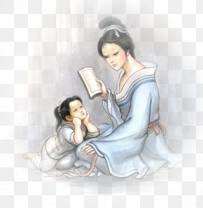 Family - Mother Family Woman 母愛 Child PNG