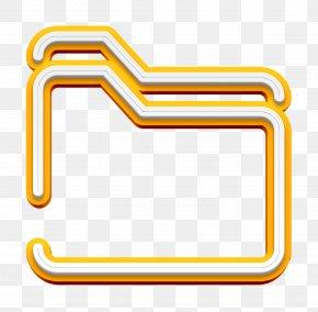 Web Navigation Line Craft Icon Interface Icon - Folders Icon Document Icon Interface Icon PNG