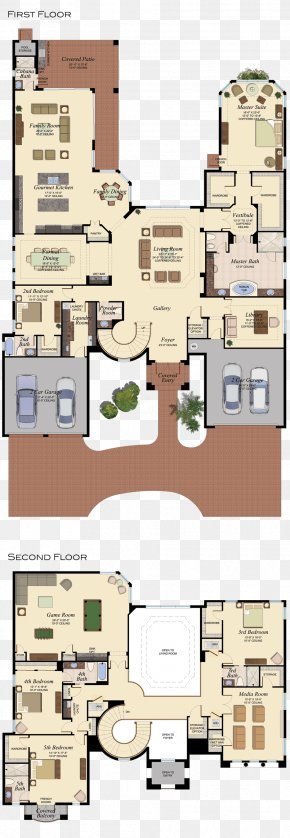 House - House Plan Architecture Floor Plan PNG