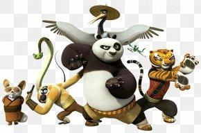 Kung-fu Panda - Po Master Shifu Giant Panda Tai Lung Kung Fu Panda PNG