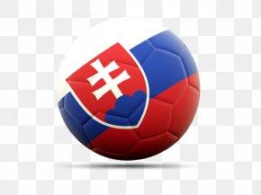 Flag - Slovakia National Football Team UEFA Euro 2016 Flag Of Slovakia Flag Football PNG