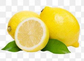 Lemon - Sweet Lemon Persian Lime Citrus Junos Lemon-lime Drink PNG