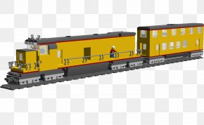 Train - Train Passenger Car Rail Transport Locomotive Rolling Stock PNG
