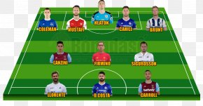 Premier League - Premier League Manchester United F.C. Chelsea F.C. Football Player Ball Game PNG