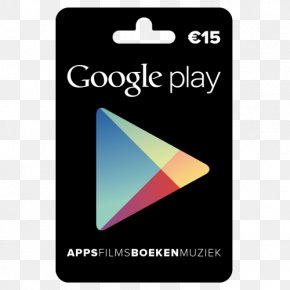 Certificate Gift Card - Google Play Gift Card Mobile Phones PNG