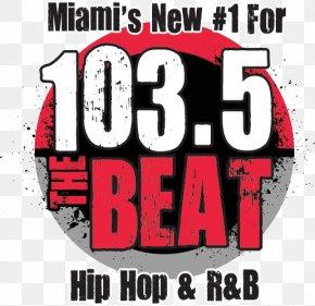 Miami WMIB IHeartRADIO Radio Station WBGG-FM PNG