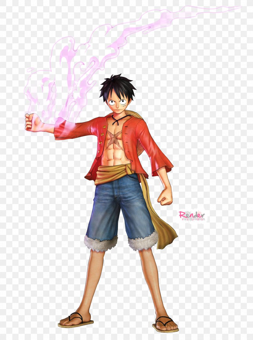Monkey D. Luffy One Piece: Pirate Warriors 2 One Piece: Pirate Warriors 3 Roronoa Zoro, PNG, 1500x2013px, Watercolor, Cartoon, Flower, Frame, Heart Download Free