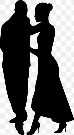 Couple Dance - Partner Dance Drawing Hip-hop Dance Clip Art PNG