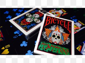 Bicycle - Bicycle Playing Cards United States Playing Card Company Tattoo Card Game PNG