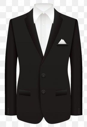 Suit - Tuxedo Suit Blazer Jacket Lapel PNG