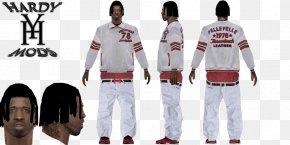Nigga - Grand Theft Auto: San Andreas Nigga San Andreas Multiplayer United States T-shirt PNG