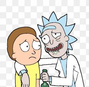 Rick And Morty Image - Rick Sanchez Display Resolution PNG