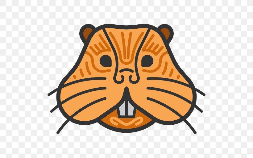 Beaver Animal Icon, PNG, 512x512px, Beaver, Animal, Big Cats, Carnivoran, Cat Like Mammal Download Free