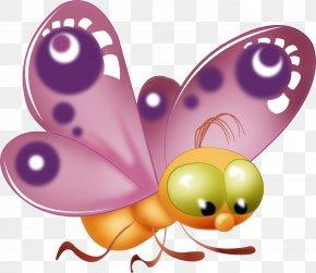 Ants - Butterfly Net Clip Art PNG