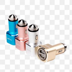 Aluminum Car Charger - Battery Charger Samsung Galaxy Note 7 Aluminium Alloy PNG