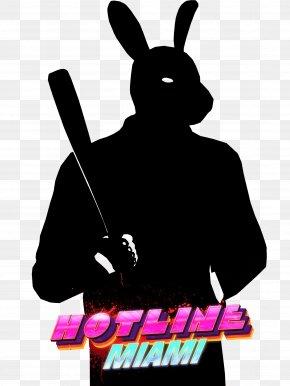 Peter Rabbit - Hotline Miami 2: Wrong Number PlayStation 3 High-definition Video Desktop Wallpaper PNG