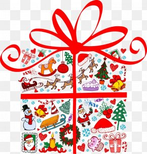 Christmas Gift - Santa Claus Christmas Gift Christmas Gift PNG