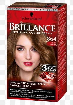 Dark Chocolate Hair Color - Schwarzkopf Brill 811 Skand. Blonde Schwarzkopf Brilliance Intensiv Color Creme Human Hair Color Brown Hair PNG