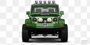 Jeep CJ - Tire 2010 Jeep Wrangler 1997 Jeep Wrangler Car PNG