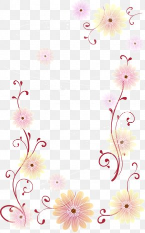 Hand-painted Flowers Vector - Flower Paper Euclidean Vector Rose Painting PNG