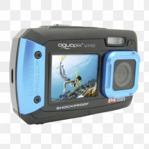 Active Pixel Sensor - Easypix W1400 Active Blue MusicCassette Still Camera 14 Mp PNG