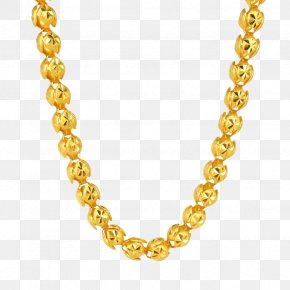 Gold Jewelry - Necklace Gold Jewellery PNG