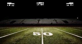 American Football - American Football Field Stadium Football Pitch High School Football PNG