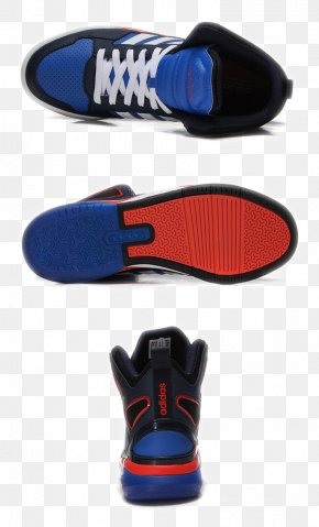 Adidas Adidas Shoes - Electric Blue Sportswear Shoe Sneakers PNG