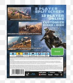 Playstation - MX Vs. ATV Supercross Assassin's Creed Syndicate PlayStation 3 Video Game PNG