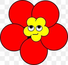 Smirk Cliparts - Poppy Smiley Smirk Clip Art PNG