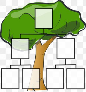 Animated Family Clipart - Family Tree Genealogy Clip Art PNG
