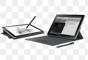 Laptop - Laptop Samsung Galaxy Book 10.6 2-in-1 PC Samsung Galaxy Book 12 PNG