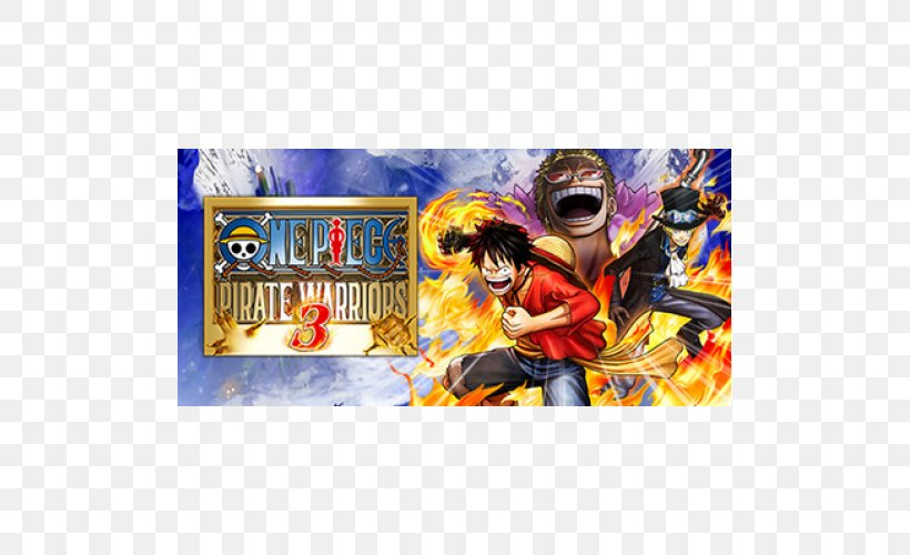One Piece: Pirate Warriors 3 Steam Video Game, PNG, 500x500px, One Piece Pirate Warriors 3, Action Figure, Action Game, Bandai Namco Entertainment, Collectable Trading Cards Download Free