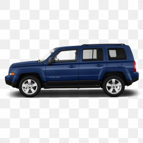 Four-wheel Drive Off-road Vehicles - 2016 Jeep Patriot Car Jeep Compass Jeep Commander PNG