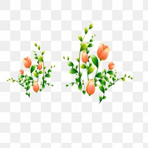 Fresh Flowers Creative Free - Gratis Download Icon PNG
