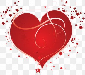 Heart - Heart Valentine's Day Desktop Wallpaper Clip Art PNG