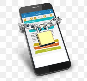 Mobile Security - Smartphone Communication Electronics PNG