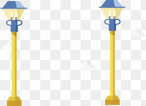 Street Light Frame - Street Light Road PNG