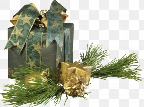 Gift - Christmas Day New Year Gift Holiday PNG