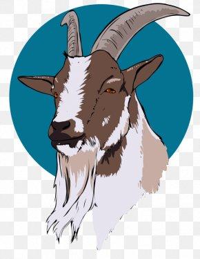 Goat Clip Art - Cattle Clip Art Boer Goat Image Openclipart PNG