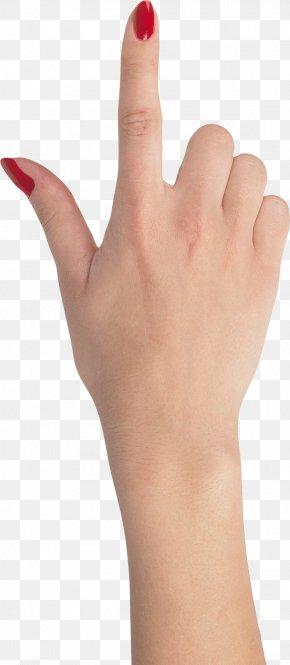 Finger Touch Image - Finger Hand Clip Art PNG