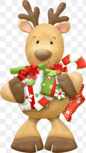 Santa Claus - Rudolph Santa Claus Reindeer Clip Art Christmas PNG