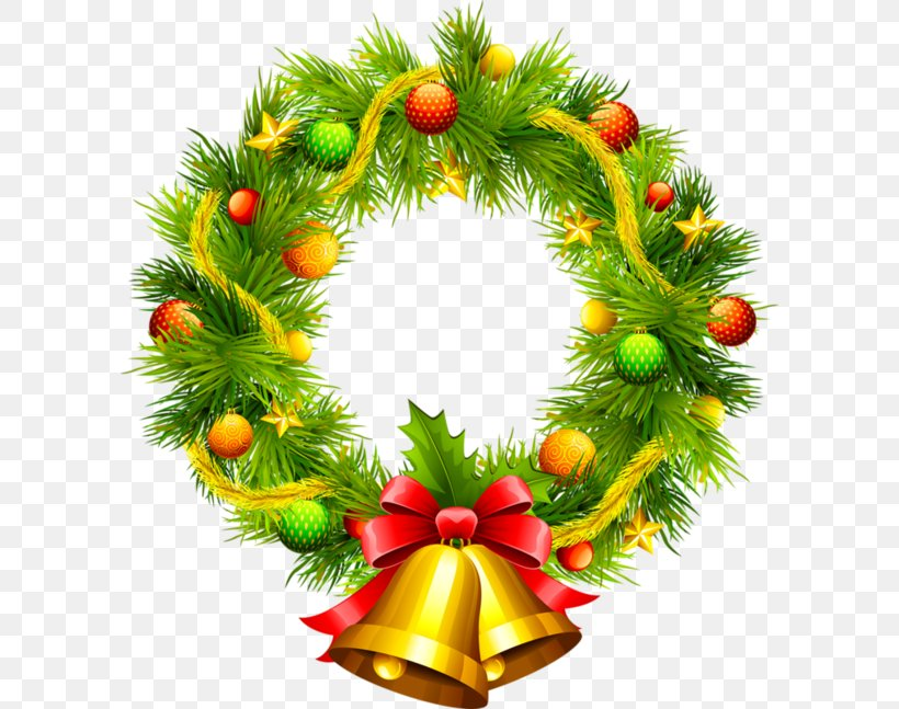 Wreath Vector Graphics Christmas Day Clip Art Christmas, PNG, 600x647px, Wreath, Christmas, Christmas Day, Christmas Decoration, Christmas Eve Download Free