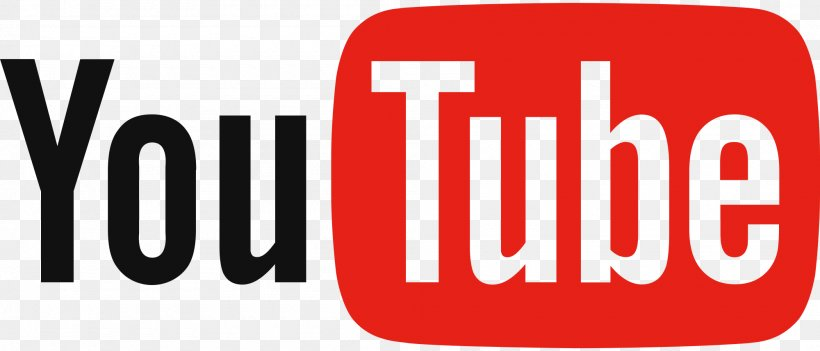 YouTube Logo, PNG, 2000x857px, Youtube, Brand, Logo, Red, Streaming Media Download Free
