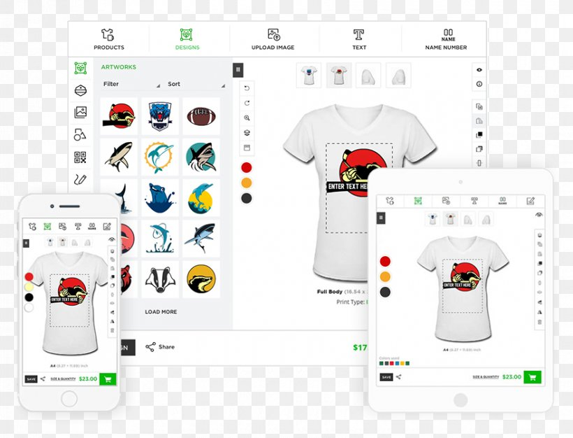 T Shirt Computer Software Software Design Application Software Direct To Garment Printing Png 880x672px Tshirt All