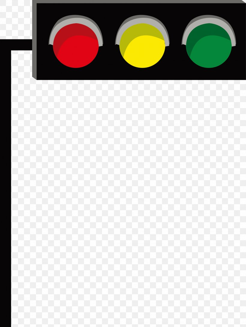 View Traffic Light Vector