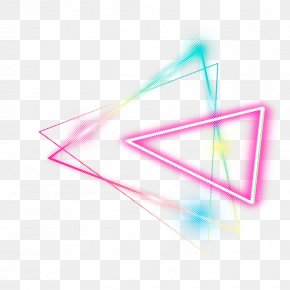 Triangle Pink - Line Pink Triangle Font Triangle PNG
