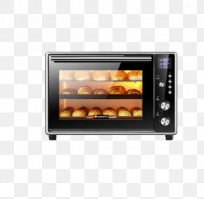 Black Multifunction Oven Products In Kind - Oven Home Appliance Electric Stove Electricity Kitchen PNG